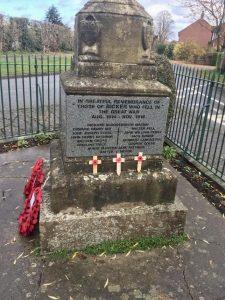 Bicker Village War Memorial