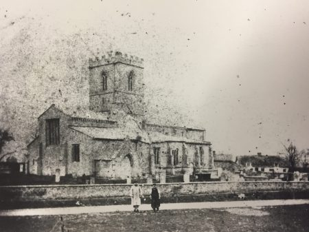 HH STSW 1900 Photo church (no trees)
