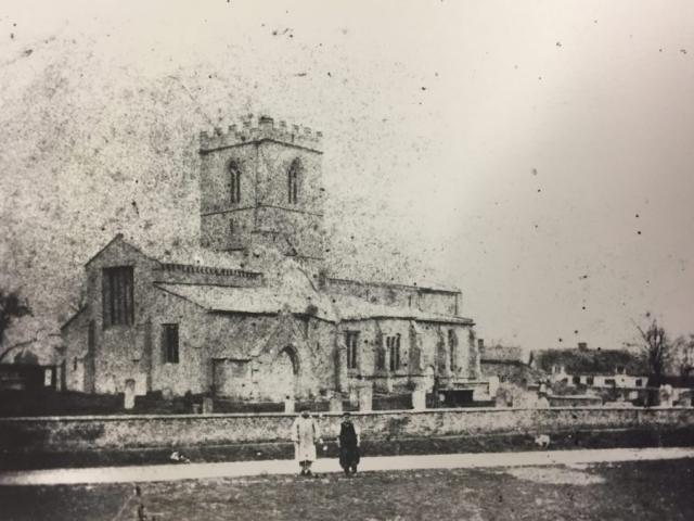 HH STSW 1900 Photo church (no trees)