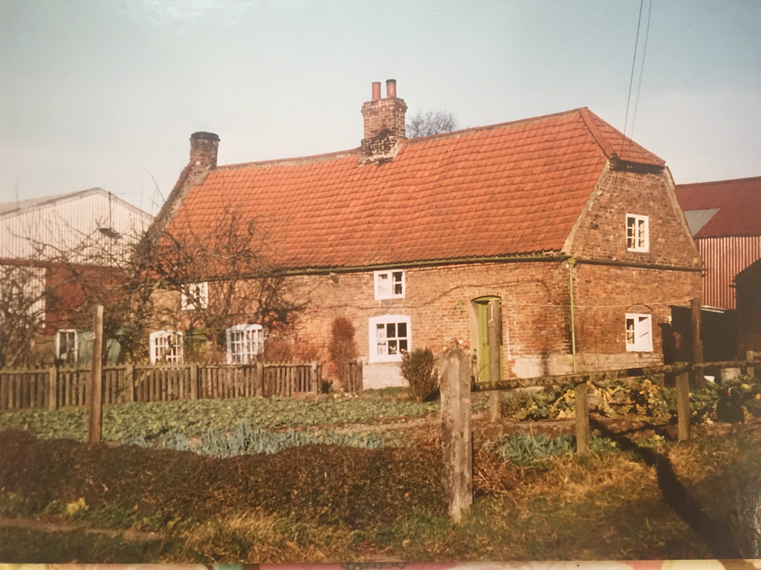 c1990 Morley Cottages