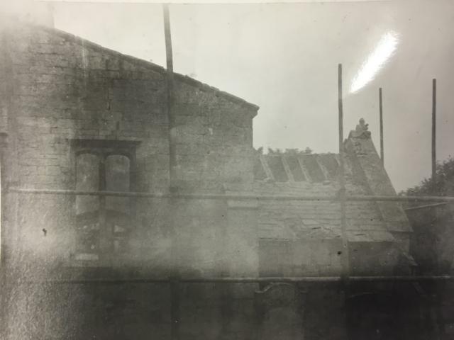 HH STSW c1900 Photo church restoration (East)